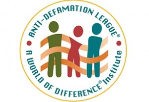 Logo for ADL's A WORLD OF DIFFERENCE Institute initiatives for school administrators, educators, parents and students
