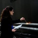 Holocaust Museum Candles