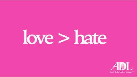 Website - LoveOverHate